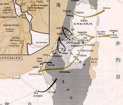 以色列是中东唯一发达国家最害怕哪个国家?怕