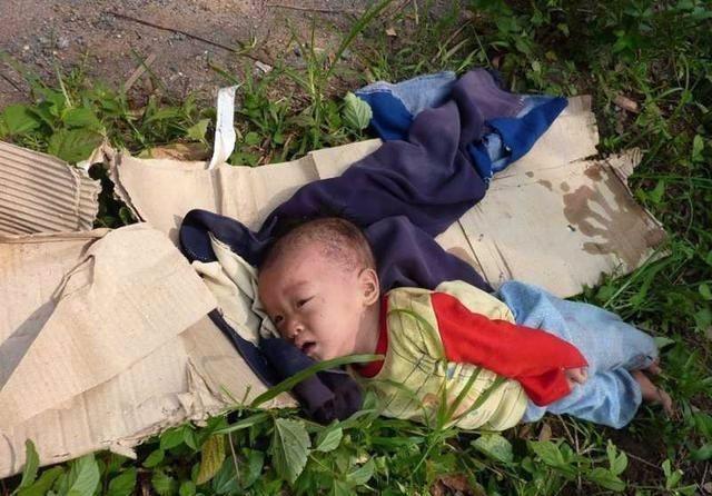 【转】北京时间       两岁娃被父母丢草丛 纸条原因让人愤怒 - 妙康居士 - 妙康居士~晴樵雪读的博客