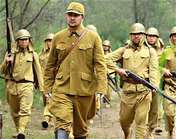 血战梧桐岭:一个连突袭日军一个中队,日军中队