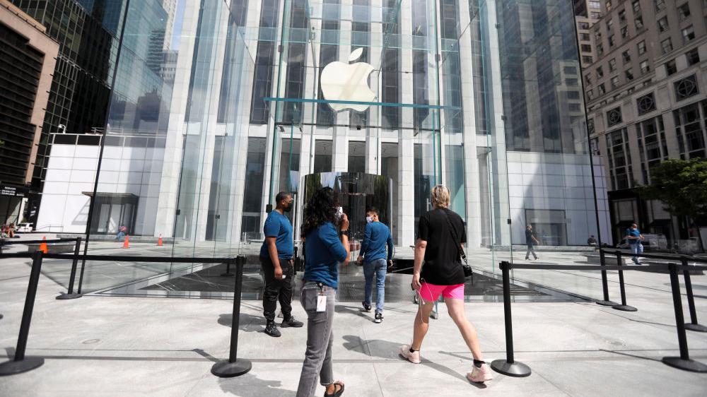 """《华尔街日报》:中国成为美国企业的""""避难所"""""""
