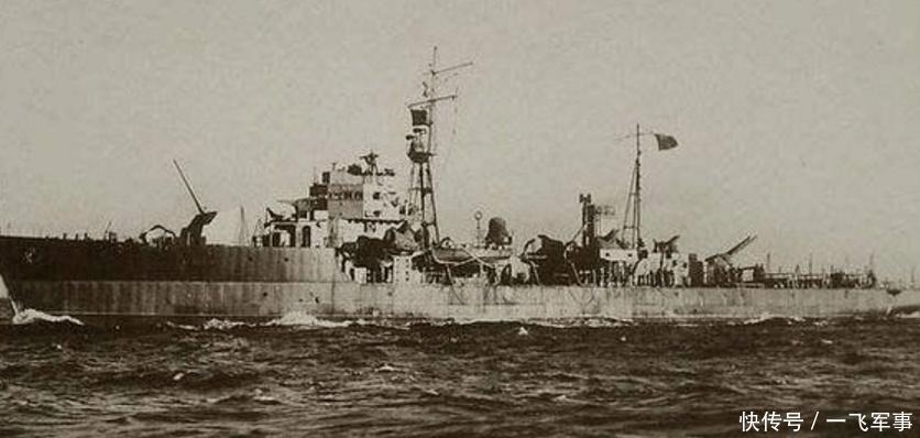 日本投降后赔了中国多少军舰,日本最大驱逐舰