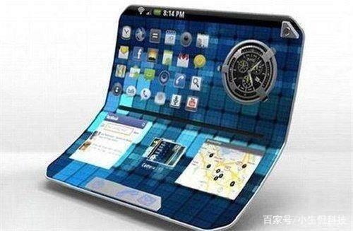 世界第一台折叠屏手机!华为首发,三星苹果能否