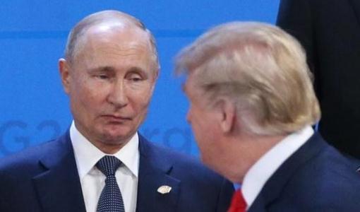 """普京和特朗普在G20互相""""视而不见""""?克宫辟谣"""