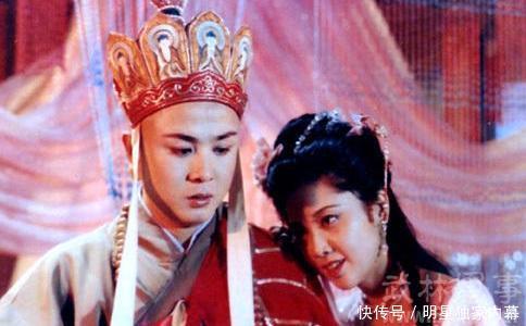 西游记剧组聚首,女儿国国王朱琳台上一句话略
