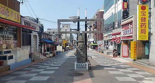 济州岛街道曾为中国游客更名 现在又因萨德改名(图)