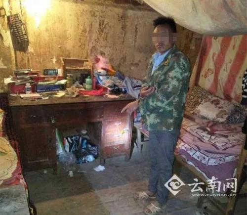 云南保山男子多次酒后暴力殴打父母 警方:雷不劈你我们治