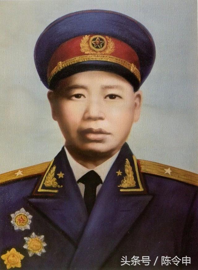 新中国首次授衔且健在的年龄最大的开国将军是