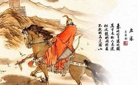 汉朝有明犯强汉者,虽远必诛,唐朝这九字宣言