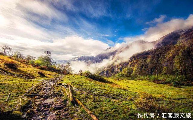 西藏唯一颜值逆天且自带仙气的地,照片足够让你炫耀一年