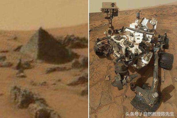 火星探测车回传了这张离奇的照片把NASA搞蒙了!