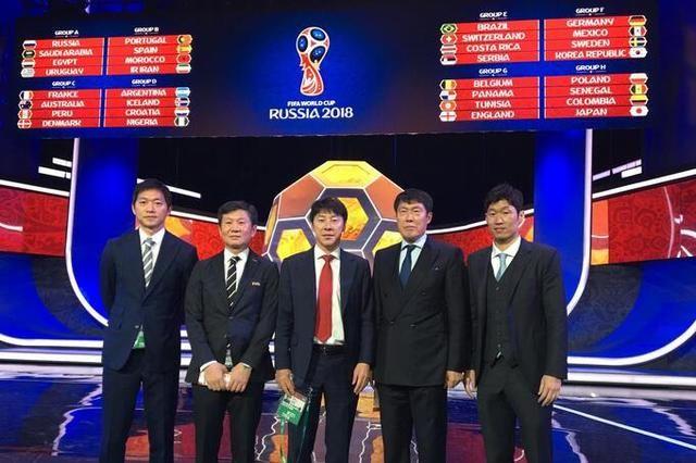 亚洲五虎集体打酱油,世界杯小组团灭概率极高