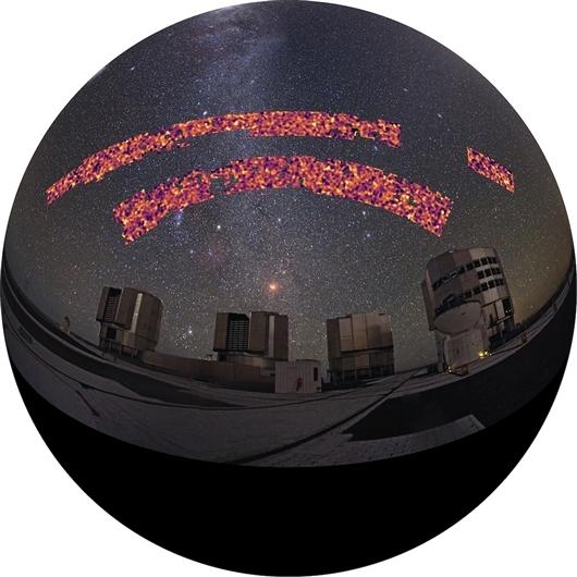 科学家发布7年宇宙观测结果