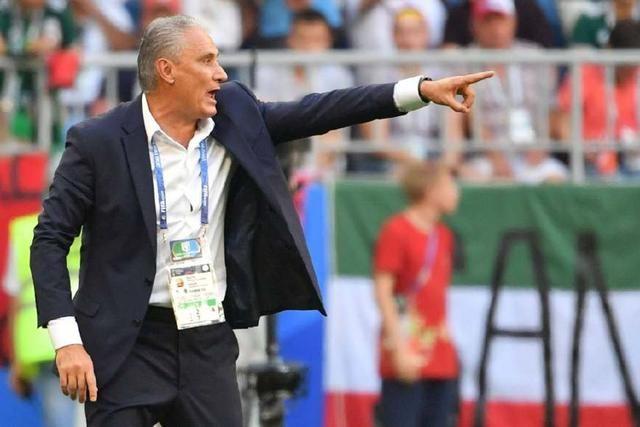 意大利没来世界杯,但你知否,巴西主帅向米兰名