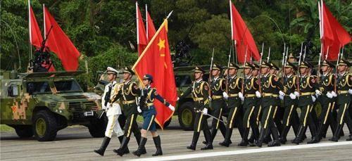 2018世界十大军事强国排名,中国这次排第几?