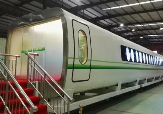 中国制造竹子高铁车厢,这次日本着急了