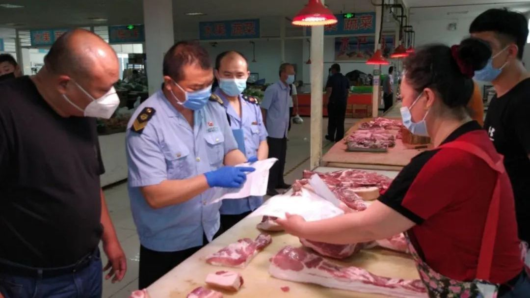 顺义区市场监管局全面强化疫情防控工作 维护辖区市场安全