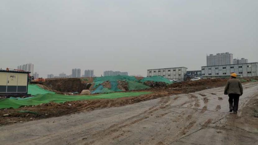 刚刚!太原保利等建筑工地存在污染被通报