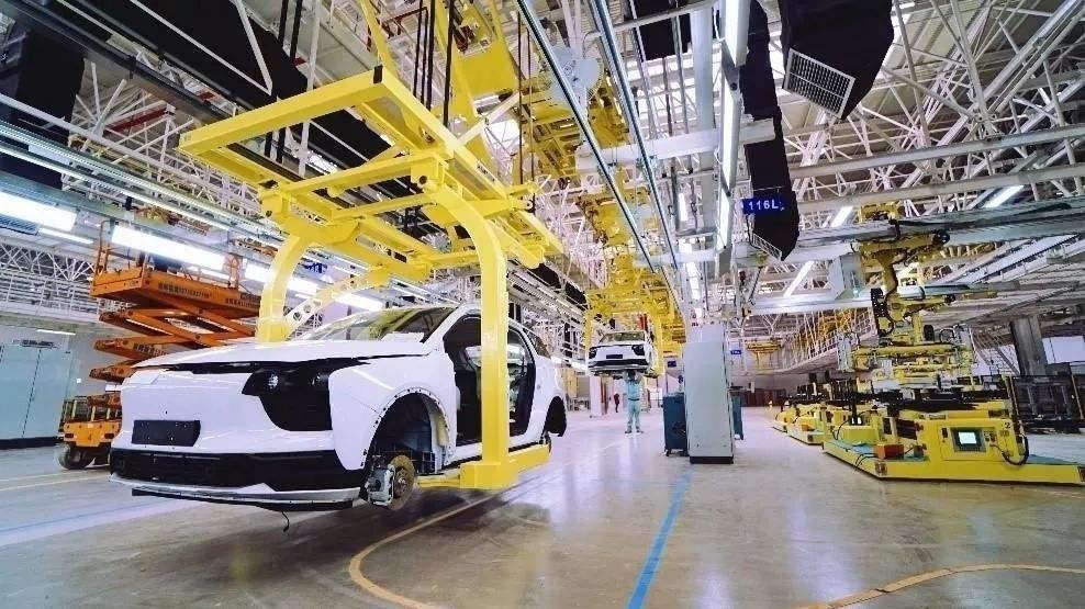 汽车产业整合升级 北京经开区构建汽车产业新生态