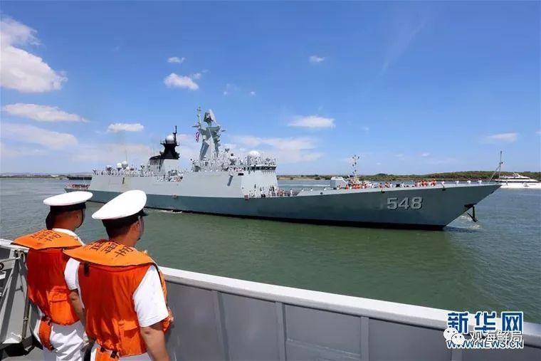 在钓鱼岛海域监控日舰的他们 曾创多个海军史之最