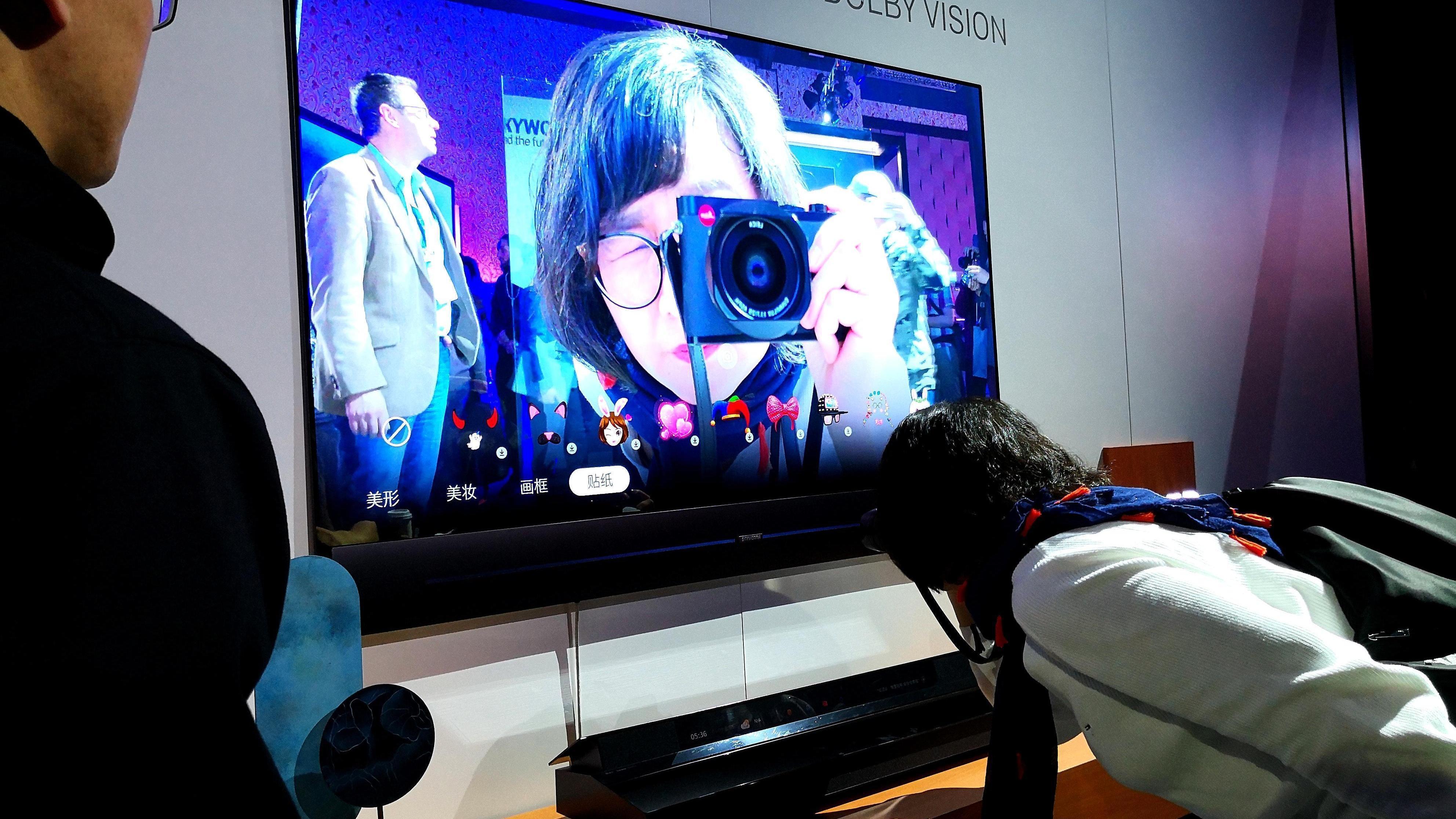 今年的CES,为什么中国媒体感觉创维变了?