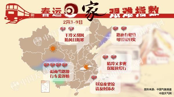 立春 不见春 全国大部下周回温 解冻 北京时间
