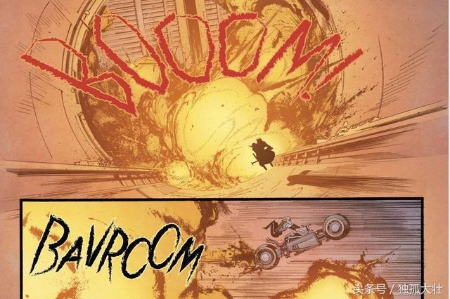 《苍白骑士》大结局,蝙蝠侠舍身救小丑,哈莉和