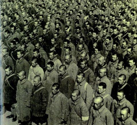 侵华日军中的朝鲜籍士兵长啥样?很多人估计都