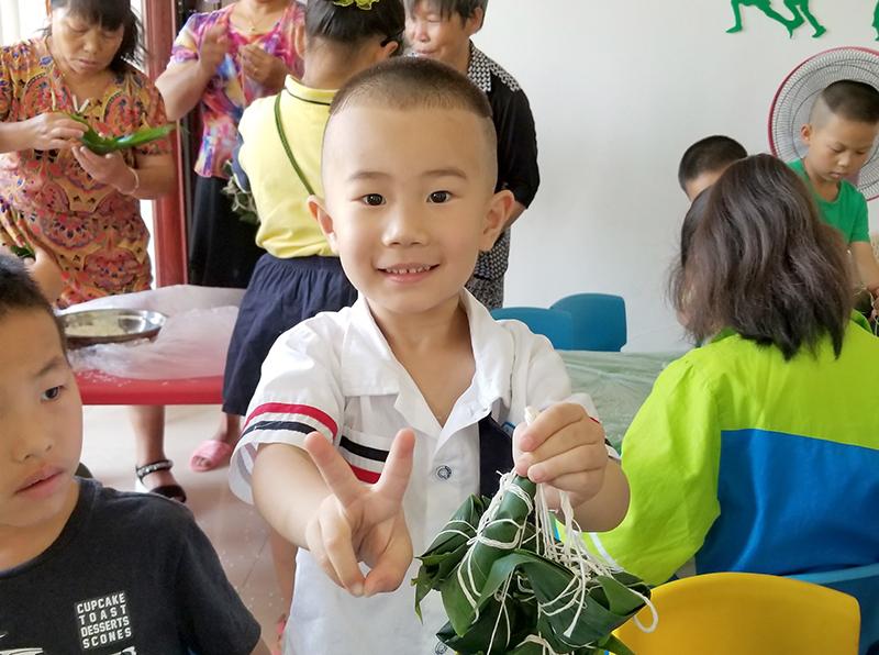 四川嘉陵:冯家桥儿童之家开展2019年端