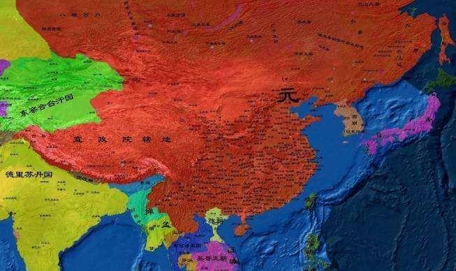 秦朝、汉朝、唐朝都没把西藏纳入版图,但是元