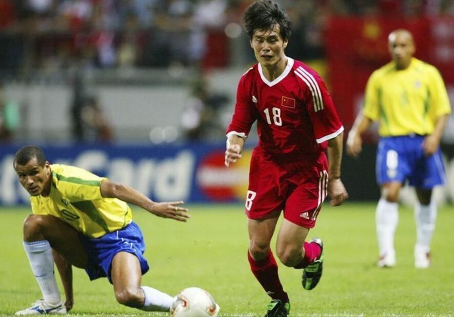 米卢表示国足能够进入2022年世界杯,前提是要