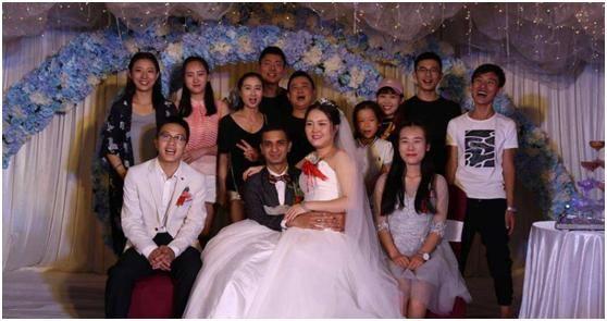 巴基斯坦人把中国电视机当嫁妆,婚礼有中国人