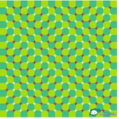 爱因斯坦神奇测试近视图,你从中能看到什么