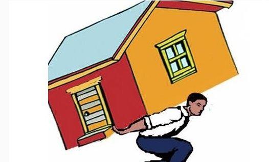 房子占gdp多少合适_购房小白买房千万要三思,月供占收入比例的多少才最合适
