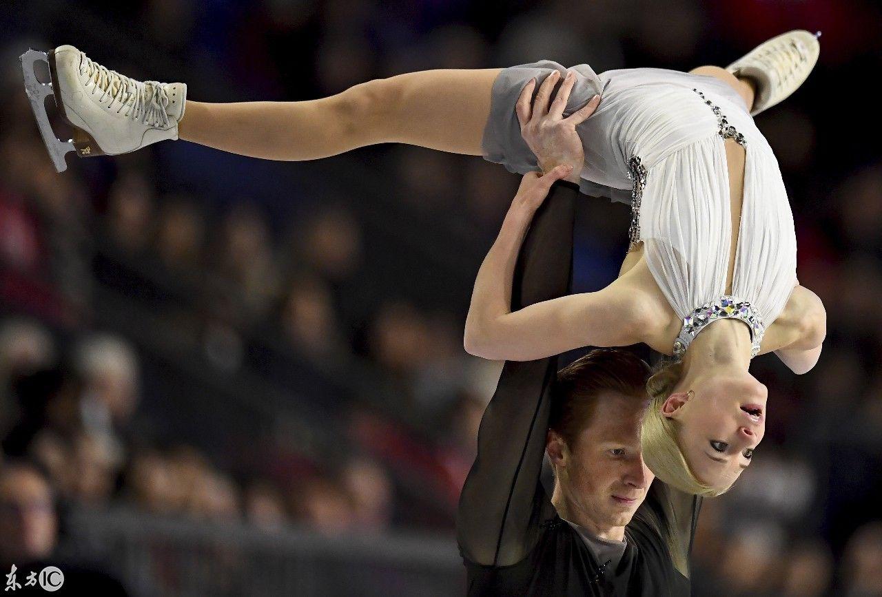 花样滑冰总决赛双人滑\/冰舞比赛集锦