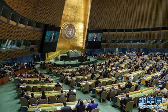 美媒:联合国大会有些代表团一半成员是特工