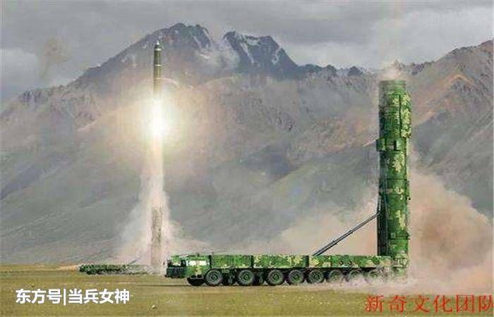 发射一枚东风41洲际导弹,相当于一架歼20价格