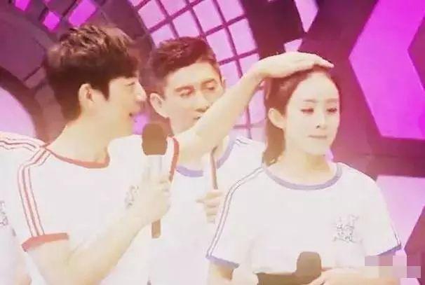 赵丽颖终于捅破与何炅的关系,难怪湖南卫视捧了她三年 娱乐八卦 第6张