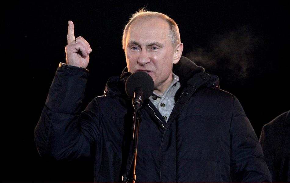 普京命7万<strong>俄罗斯</strong>王牌军赶赴<strong>叙利亚</strong>:战争即将完结<strong>美国</strong>如何反应?(图)